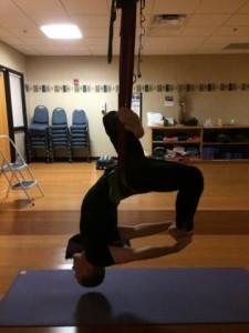 Arial Yoga 2